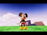 Микки Маус и тачки - мультик для детей