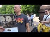 Экскурсия по Летнему саду в Петербурге. Гид Павел Перец