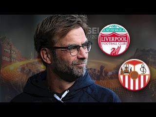 LIVE: Liverpool vs. Sevilla - Jurgen Klopp pre-EL Final Press-Conference