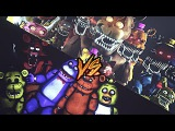 [FNAF SFM] WAR OF ANIMATRONICS! (Five Nights at Freddys Animation)