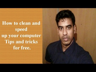 How to clean and speed up your computer for free tips and tricks 2016 Full HD