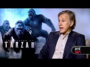 Christoph Waltz Djimon Hounsou talk The Legend of Tarzan