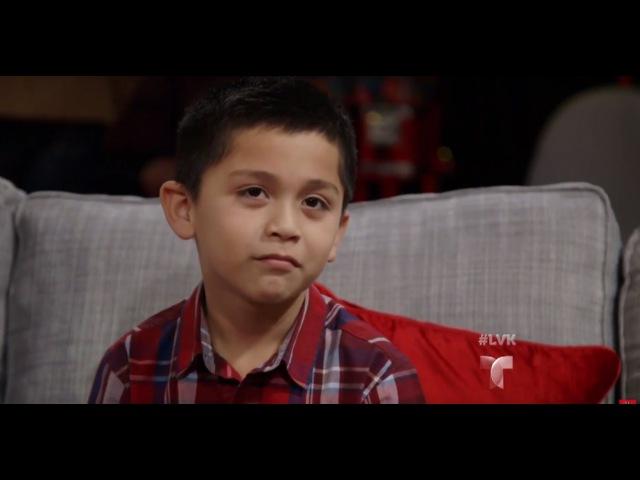 La Voz Kids 4   Joel Treviño движется вперед, чтобы выступить на сцене в La Voz Kids