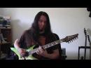 Batushka Yekteniya IV Guitar cover