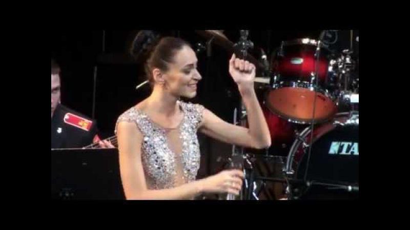 Полина Конкина и оркестр МсВМУ -