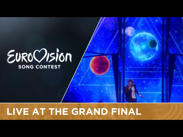 LIVE - Amir - J'ai Cherché (France) at the Grand Final of the 2016 Eurovision Song Contest
