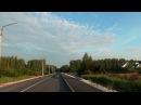 На велике по новой дороге между Ефимьево и Дечинским