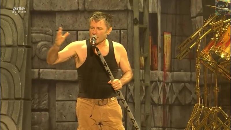 Iron Maiden - Wacken Open Air 2016 (Full Show) HD
