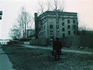 Друг (1987) - фантасмагория, драма. Леонид Квинихидзе