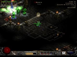 Pro-Gaming Diablo 2 LOD: 3 act