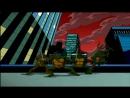 Черепашки мутанты ниндзя, второе поколение сериала - заставка (Оригинал)