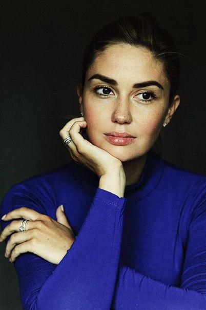 Agata Muceniece, актриса, модель