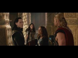Тор 2 Царство тьмы/Thor: The Dark World (2013) Немецкий трейлер