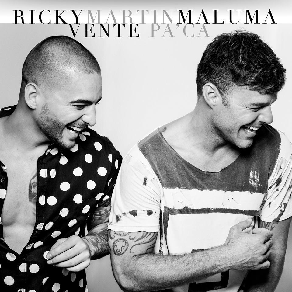 RICKY MARTIN & MALUMA - VENTE PA'CA
