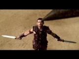 Skillet - Comatose | Спартак: Кровь и песок | Музыка | Клип