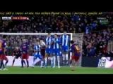 Божественный Гол Лионеля Месси - Барселона - Эспаньол 4-1 (Кубок Исп