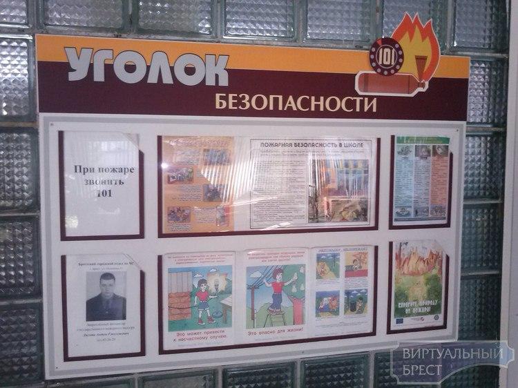 Учебные заведения традиционно принимаются без нарушений пожарной безопасности