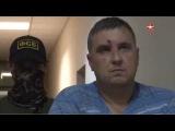 Кадры с задержанным в Крыму украинским диверсантом   Телеканал «Звезда»