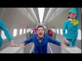 OK Go - Upside Down Inside Out (Zero Gravity)