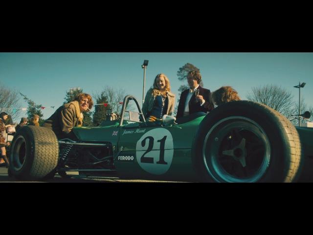 Мужчины любят женщин, но ещё больше мужчины любят машины - Гонка (2013)