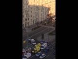 У Москві на станції метро прогримів потужний вибух
