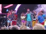 MagiCool (Меджикул) - Митхун Чакраборти -- Фестиваль 5-06-2016 BoscoFreshFest