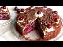 Торт Пьяная вишня Простой рецепт от VIKKAvideo