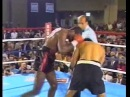 Roberto Duran v Iran Barkley (Highlights)