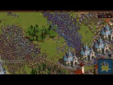cossacks back to war gameplay [1NT]^VRV^ vs [KGR] CatweaZeL
