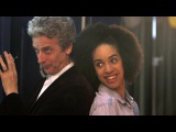 Doctor Who: Pearl Mackie's first day on set - BBC
