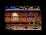 Обзор игр Sega - Ниндзя Черепашки (1992)