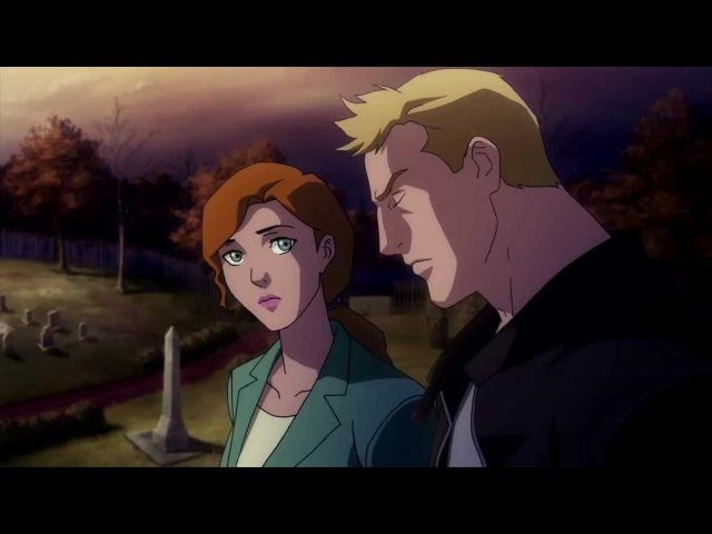 Justice League: The Flashpoint Paradox / Лига Справедливости: Парадокс источника конфликта (2013) трейлер