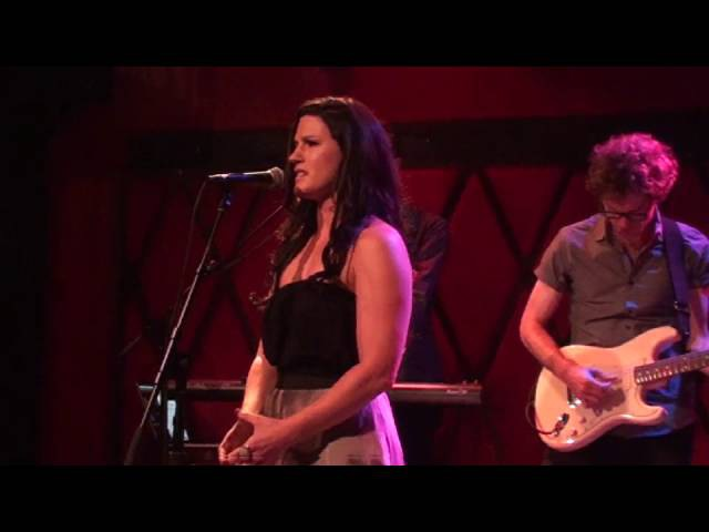 Carrie Manolakos - Disarm (Smashing Pumpkins cover) @ Rockwood Music Hall, 80816