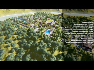 ЕАЭС. Узбекистан. Новые стандарты туризма. Проект туристического кластера ADREAMART