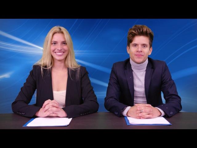 Crazy News Reporters | Rudy Mancuso, Lele Pons Anwar Jibawi