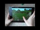 Паша и свинки играют в Майнкрафт!
