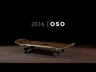 Arbor Skateboards-Oso