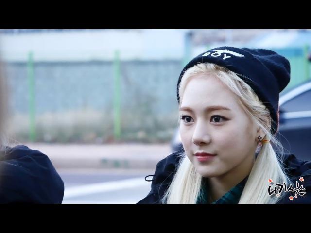 [15.12.05] 마이비(myB) 주경 MBC 음악중심 미니팬미팅 직캠 by NiKKi6X