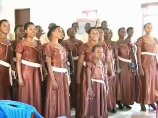 New Tanzanian Gospel music 2013 Kasulu SDA Church VOP Choir - Ukingoni