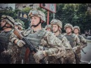 Azov military parade