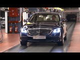 Production start of the new E-Class in Sindelfingen - Mercedes-Benz original