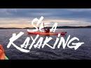 Морской каякинг часть 1 Первые дни на воде что ожидать новичку