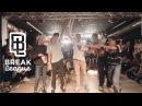 BREAKLEAGUE J1 - CITC - FINALE - TEKKEN TRIP Vs TEKKEN - Pro Breaking tour UDEF
