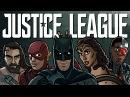 Justice League Comic Con Footage Spoof TOON SANDWICH