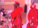 Christian Dior Autumn Winter 1999 2000 Paris 2 of 4 Haute Couture woman by FashionChannel