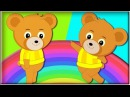 Teddy Bear Teddy Bear Turn Around Nursery Rhymes Collection Cute Songs for Children