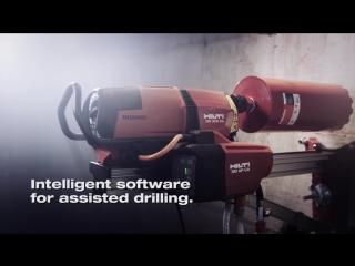 Hilti - DD 350-CA and DD 500-CA with Cut Assist