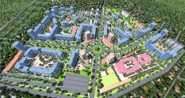 В Симферополе построят новый микрорайон