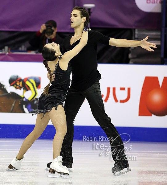 Бетина Попова - Юрий Власенко/танцы на льду - Страница 3 BquPg2SgEmk