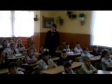 Флешмоб учнів ЗОШ №1 1-Б, 2-В, 4-Б, 4-В